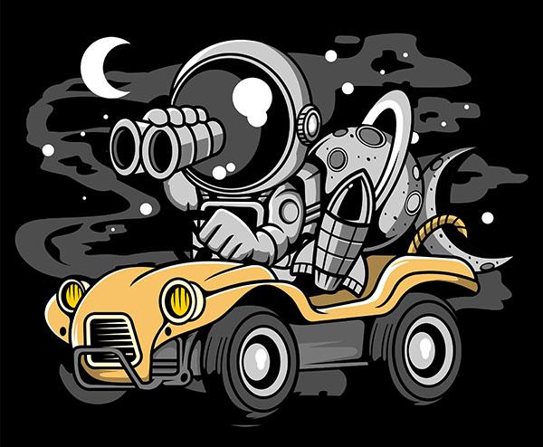 Astronaut Adventure