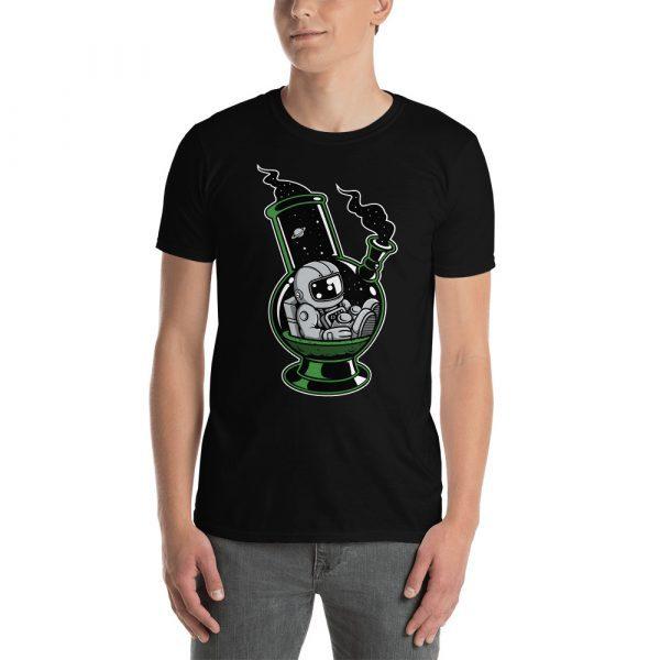unisex basic softstyle t shirt black front 60bd26ba53301