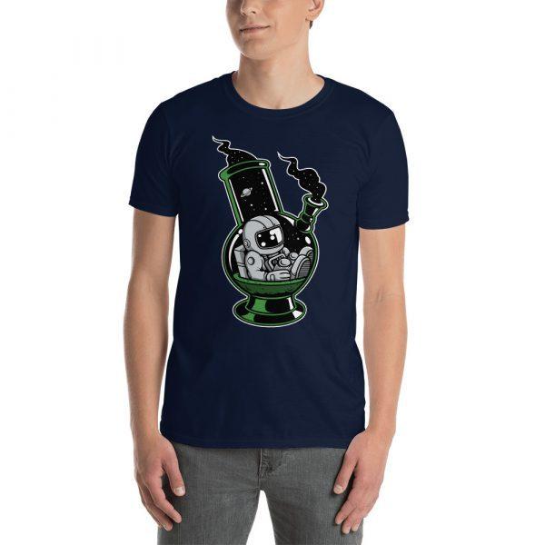unisex basic softstyle t shirt navy front 60bd26ba53513