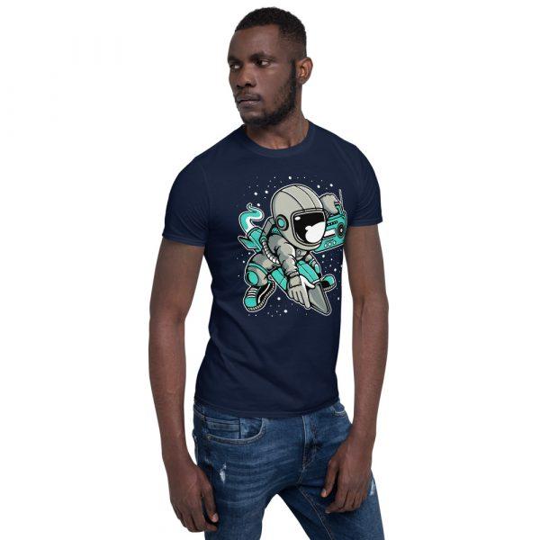 unisex basic softstyle t shirt navy right front 60fd900c9ef27
